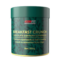 ICONFIT Breakfast Crunch - toidulisandidhulgi.ee