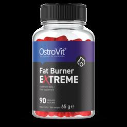Fat Burner Extreme Ostrovit rasvapõletajad - toidulisandidhulgi.ee