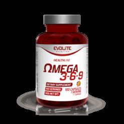 Omega 3-6-9 kalaõli - toidulisandidhulgi.ee