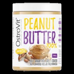 Ostrovit Peanut butter pähklivõi - toidulisandidhulgi.ee