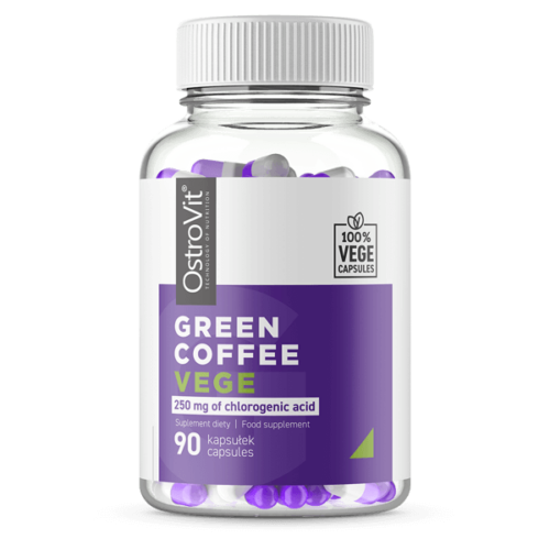 Green Coffee Roheline Kohvi Ostrovit 90vcaps - toidulisandidhulgi.ee