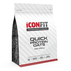 quick protein oats iconfit - toidulisandidhulgi.ee)