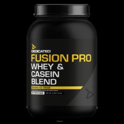 dedicated nutrition fusion pro protein blend - toidulisandidhulgi.ee