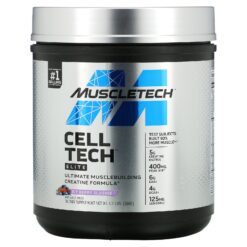 muscletech celltech elite - toidulisandidhulgi.ee
